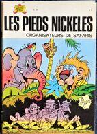 Les Pieds Nickelés - N° 68 - Les Pieds Nickelés Organisateurs De Safaris - (  1983 ) . - Pieds Nickelés, Les