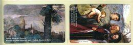 CARTA TELEFONICA VATICANA €- NUMERO 198/201 - NUOVA - URMET- GARANTITE MAGNETIZZATE - VATICAN PHONE CARD - Vatikan