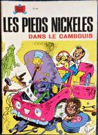 Les Pieds Nickelés - N° 60 - Les Pieds Nickelés Dans Le Cambouis - (  1980 ) . - Pieds Nickelés, Les
