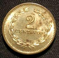 EL SALVADOR - 2 CENTAVOS 1974 - KM 147 - El Salvador