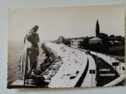 8- CARTOLINA CAORLE PANORAMA - Andere Steden