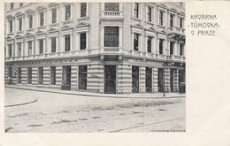 Kavarna Tumocka V PRAZE , Czech Republic , 1900-10s - Tschechische Republik