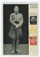 Baldur Von Schirach Postkarte 1934. Selten/Rare/Zeldzaam - Guerre 1939-45