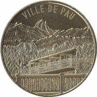 2020 MDP113 - PAU - PAU - Ville De Pau (le Funiculaire) / MONNAIE DE PARIS 2020 - 2020