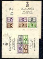 Egypte Bloc-feuillet YT N° 1 Un Neuf ** MNH, Un Neuf * Et Un Oblitéré. B/TB. A Saisir! - Blocks & Sheetlets