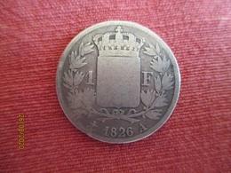 France: 1 Franc 1826 A - France