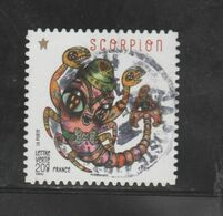 "FRANCE / 2014 / Y&T N° AA  948 : ""Féerie Astrologique"" (Scorpion) - Choisi - Cachet Rond (rouge) - Luchtpost"
