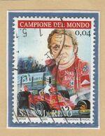 """RSM Fr. USATI 082 - San Marino 2005 - """"NIKI LAUDA"""" 1v. Di € 0,04 - San Marino"""