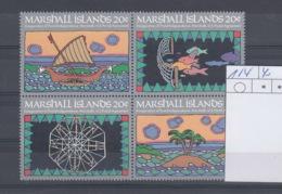 Marshall Inseln Michel Cat.No.  Mnh/** 1/4 - Marshall Islands