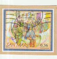 "RSM Fr. USATI 085 - San Marino 2006 - ""BALESTRIERI"" 1v. Di € 0,36 - San Marino"