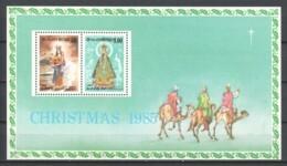 Sri Lanka 1985 Mi Block 30 MNH CHRISTMAS X-MAS - Sri Lanka (Ceylon) (1948-...)