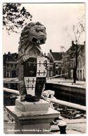 Harlingen - Leeuwenbrug's Leeuw /P705/ - Harlingen