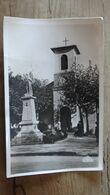 ALGERIE : BIRKADEM : L'église Et Le Monument Aux Morts …………………..OY-5552 - Altre Città