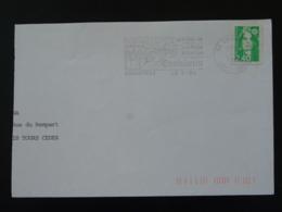 68 Haut Rhin Ensisheim Sa Météorite - Flamme Sur Lettre Postmark On Cover - Astronomy