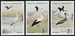 2020 Turkey Storks Set (** / MNH / UMM) - Cigognes & échassiers