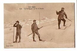 05 - COL BAYARD - Pic De Chaillol - 1753 - Frankreich