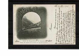 05 - LA GRAVE - Sortie Du Tunnel  - 1758 - Other Municipalities
