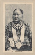 Nepal Ethnic Type Portrait, Nepalese Woman C1910s Vintage Postcard - Nepal