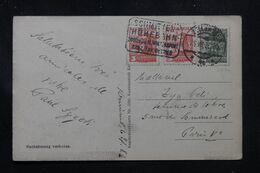 AUTRICHE - Affranchissement De Krimml Sur Carte Postale En 1936 Pour La France- L 70247 - Cartas