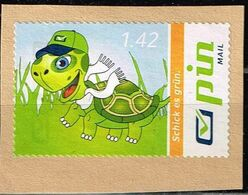 Pin Mail, Schildkröte Porto 1,42 - [7] Federal Republic