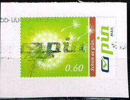 Pin Mail, Pusteblume Porto 0,60 - Privatpost