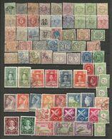 Curaçao - Petite Collection De Timbres Oblitérés - Quelques 2ème Choix - Collections (without Album)