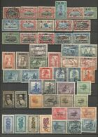 Ruanda-Urundi - Petite Collection De Timbres Neufs (** Et *) Ou Oblitérés - Quelques 2ème Choix - Collections (without Album)
