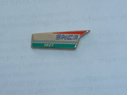 Pin's SNCF FRET - TGV