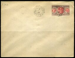 St Pierre Et Miquelon  Entier Postal  Format Lettre   1927 - Postal Stationery