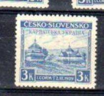 1939 Vue De Jasina Y 354 ** Cote 10€ ( Bien Centré +40%) - Unused Stamps