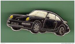 PORSCHE 911 CARERRA *** NOIRE *** A005 - Porsche