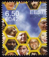 Estoni!e - Europa CEPT 2006 - Yvert Nr. 520 - Michel Nr. 555 ** - 2006