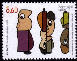 Madère - Europa CEPT 2006 - Yvert Nr. 264 - Michel Nr. 257 ** - 2006