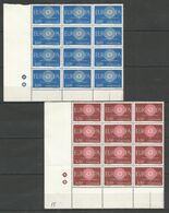 12x PORTUGAL - MNH - Europa-CEPT - Art - 1960 - 1960