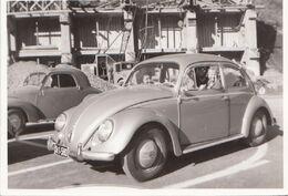 VW-KÄFER Orig.FOTO 1958, Fotoformat Ca. 8,5 X 6 Cm - Automobili