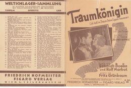 """""""Traumkönig"""" Musikalische Ehekomödie, PROGRAMM Aus Dem Jahr 1930 - Programma's"""