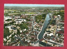 C.P. Montargis =  Vue  Générale De La Partie N.-Ouest  Et Du Fort Sur Le Canal  De BRIARE - Montargis