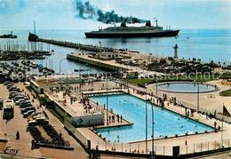 13663330 Le_Havre Au Premier Plan La Piscine D'ete Le_Havre - France