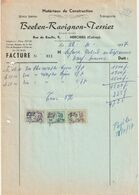 Herchies (Colroy) - Beelen-Ravignon-Tessier / Matériaux De Construction - Ambachten