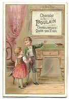 CHROMO - CHOCOLAT POULAIN - Enfants - Poulain
