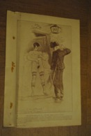 Planche Hors Serie L'arc De Triomphe Le V'la Conscrit Militaire Avec Femme Nue Sexe  D'apres Un Dessin De Willette - 1914-18