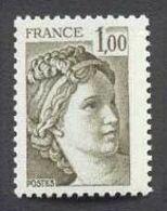 France N°2057 Neuf ** 1979 - France