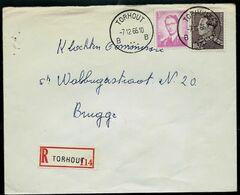 Doc. De TORHOUT - B B - Du 07/12/66 En Rec. ( E ) - Marcophilie