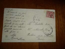 Italia REGNO  1913 Cartolina   Per FRANCIA C. 10 - Storia Postale