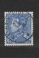 COB 847A Oblitération Centrale WALHAIN-ST-PAUL - 1936-1951 Poortman