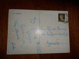 Italia REGNO  1940 Cartolina   ILLUSTRATA DA SZANKOWSKI - Storia Postale