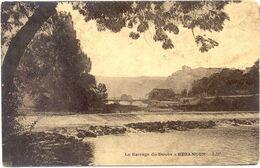 25 – BESANCON : Le Barrage Sur Le Doubs - Besancon