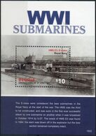 Sub42 Bequia Grenadines Of ST Vincent  Block MNH-neuf - Submarines