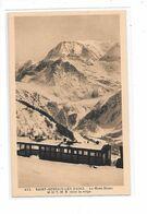 DEP. 74 SAINT GERVAIS LES BAINS N°473 LE MONT BLANC ET LE T. M B SOUS LA NEIGE - Saint-Gervais-les-Bains
