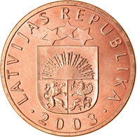 Monnaie, Latvia, Lats, 2003, Vantaa, SUP, Copper-nickel, KM:58 - Lettonie